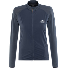 Mountain Equipment Trembler Giacca Donna blu